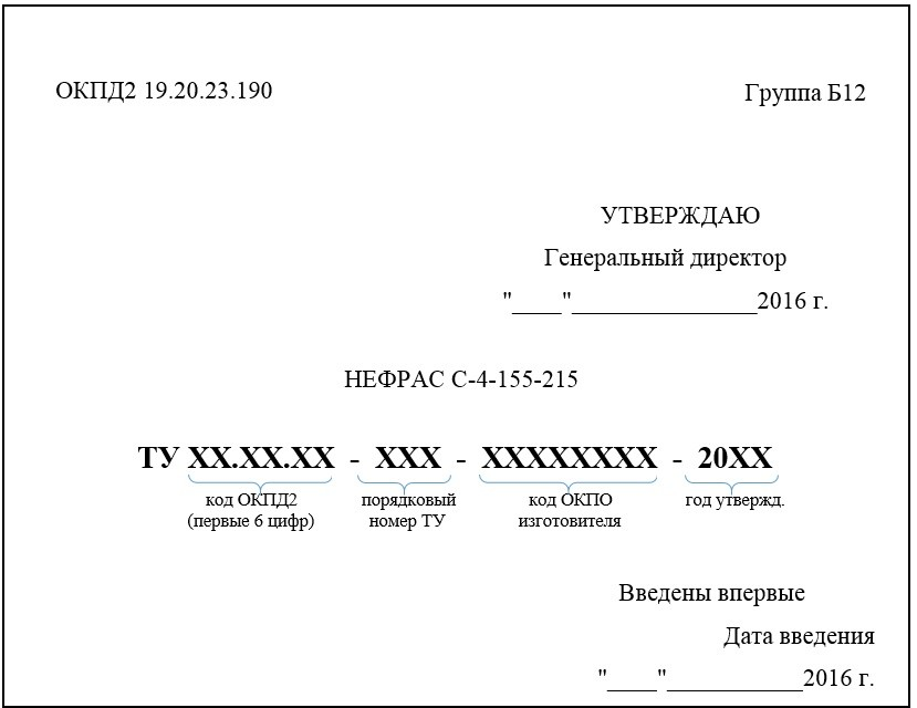 код конструкторского документа гост